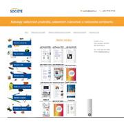 Služby Société - reklamni-katalog.cz